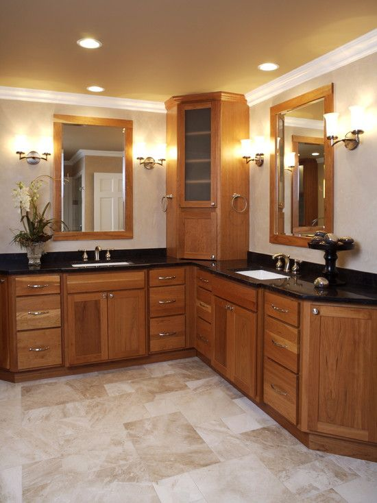 Bathroom Cabinets Corner