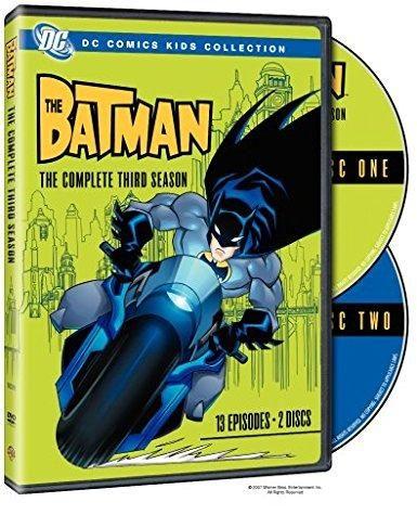 Rino Romano & Kevin Michael Richardson - The Batman: Season 3 - DC Comics Kids Collection