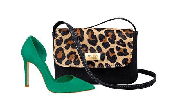 Jeitos inovadores de combinar sapato e bolsa - Moda - MdeMulher - Ed. Abril   #guilherminashoes