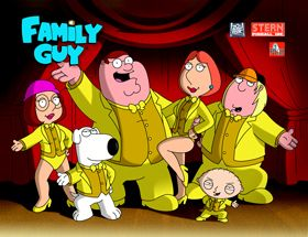 I don't care how down I am, if you put Family Guy on tv, it will make me happy. (: