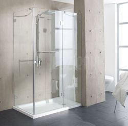 kabina prysznicowa Easy Clean #łazienka #bathroom