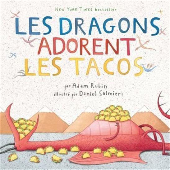 Saviez-vous que les dragons aimaient les tacos? Eh oui, ils les aiment à la folie! Si vous voulez vous faire des amis dragons cuisinez-leur des tacos! Et comme ils aiment aussi les soirées entre amis, pourquoi ne pas organiser une soirée tacos? Mais attention, ils détestent par-dessus tout les sauces piquantes... Vous trouverez dans ce livre la marche à suivre pour une soirée tacos très réussie et des dragons heureux! Mais prenez garde à faire disparaître toutes les sauces piquantes…