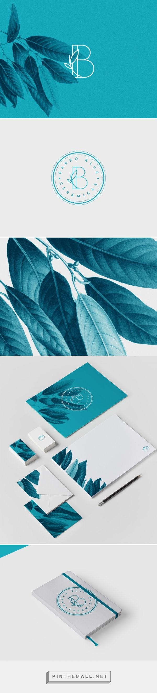 BARRO BLUE on Behance