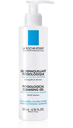 Totul despre Gel de demachiere, un produs din gama Demachiante fiziologice de la La Roche-Posay, recomandat pentru Piele deshidratata. Acces gratuit la sfaturile expertilor