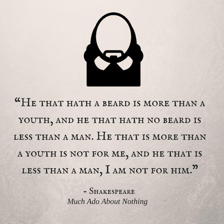 Best 25+ Bearded Men Quotes Ideas On Pinterest