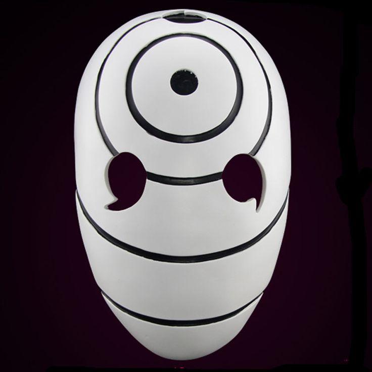 Naruto Obito Maskers Anime Tobi Masker Uchiha Cosplay Kostuum Movie Prop Replica in Naruto Obito Maskers Anime Tobi Masker Uchiha Cosplay Kostuum Movie Prop Replica van maskers en brillen op AliExpress.com | Alibaba Groep