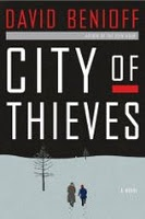 City of Theives by David Benioff (complete, great story during WWII)