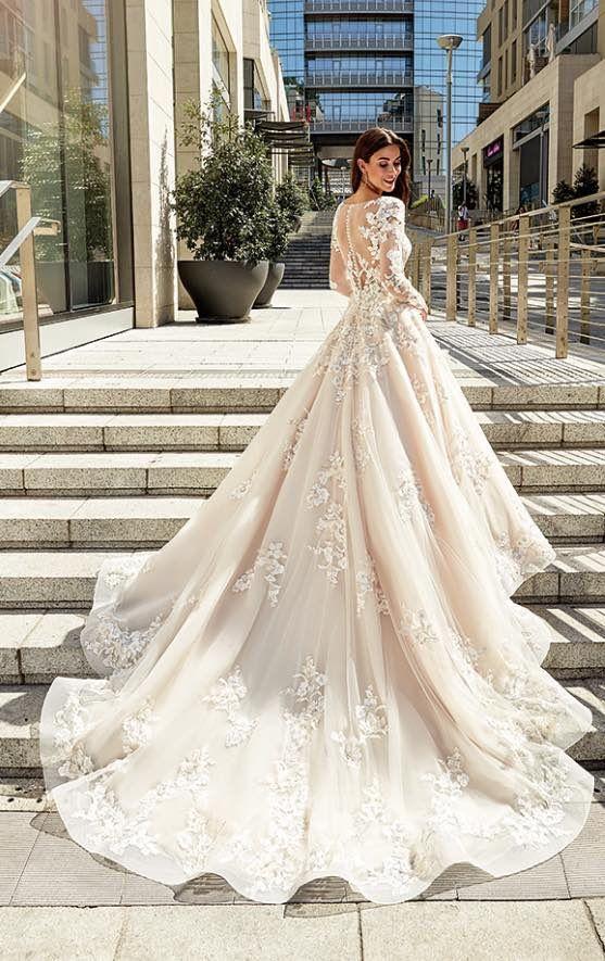 26 Zeitlos-Elegante Hochzeit Kleider, die Sie nicht Verpassen sollten