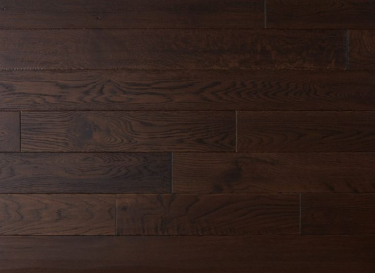This Solid Wood Oak Flooring Is Handscraped Giving It A