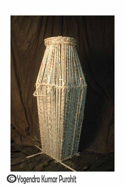 Paper sculpture -35 - Cost   10, 000/- Rupees