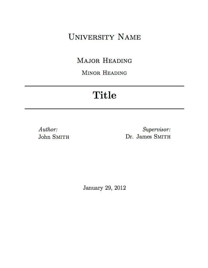 Best 25+ Apa title page example ideas on Pinterest Example of - sample of apa paper