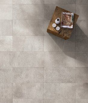 Outdoor Gres Porcelain Tiles Downtown Ash Walk Nat. 30x60cm