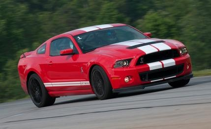2013 Ford Mustang Shelby GT500: No trust fund required for this blue-collar, 200-mph monster