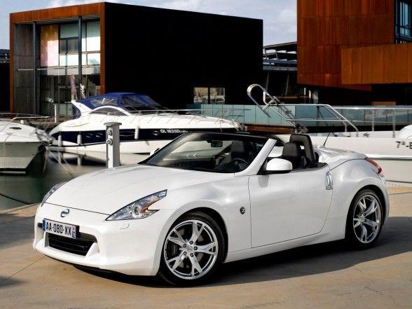 Nissan 370z Roadster White - Αναζήτηση Google
