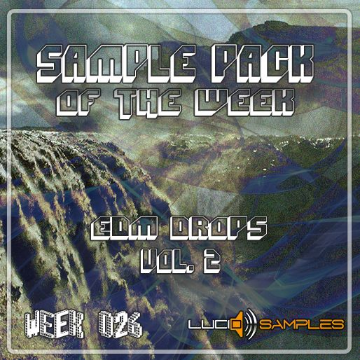 Sample Pack of the Week (026) EDM Drops Vol. 2 / Description: Contains an exclusive set of custom bonus sounds which contains 25 perfectly mixed FX. 'EDM Drops Volume 2' is not to be missed and is the perfect accomplice to every Dance Producers collection. Link: http://www.lucidsamples.com/edm-samples-packs/177-edm-drops-vol-2.html #EDM #dubstep #drops