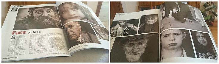 Earlier this year I applied for my photography honours and I am very excited that I can now announce that my submission was successful. I can officially sign my name Paula McManus, AAPS. A bigger thrill is the 4 page spread of my photos in this month's edition of Australian Photography + digital magazine!