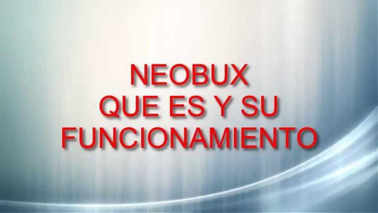 Neobux-Funcionamiento que es y su funcionamiento Derrota la Crisis Afiliados: (En construccion) Registro en: http://www.neobux.com/?r=abilio1954 Suscribete: ...