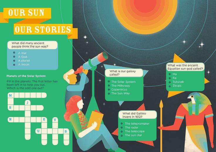 Sun Stories   TTS - Alice Moynihan Illustration & Design