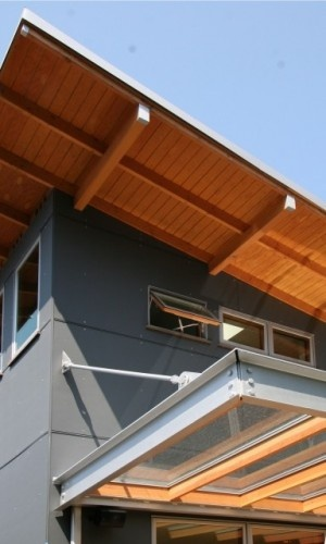 17 best images about siding on pinterest james hardie for Modern exterior wood siding