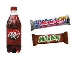 Dr Pepper Coupons + Candy Coupons + Walmart Deal Scenario We have a great new Dr Pepper printable coupon that also will not only save you some money on a soda but also a chocolate bar! Nothing like  ...