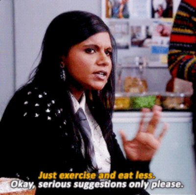 "When Mindy shut down foolish ideas: | 20 Times ""The Mindy Project"" Just Totally Got You"