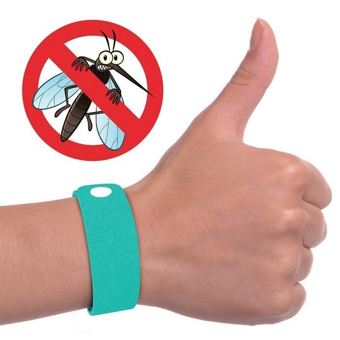Anti Mosquitoes Bracelet For Kids Women Man Camping Hiking Wristband Set Of 6 #OUTXPRO