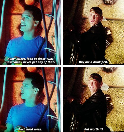 """(gif set) """"But worth it!"""" 