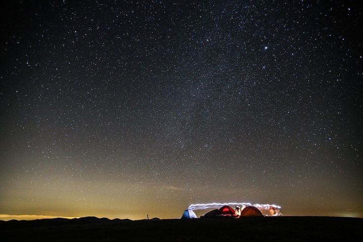 Go wild camping (and stargazing) on the Isle of Coll.   17 Life-Changing Things Everyone Must Do In Scotland In 2017