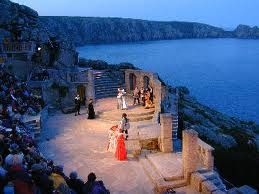Minack Theatre: I keep saying I'll go here every year when visiting family in Cornwall, but never do!