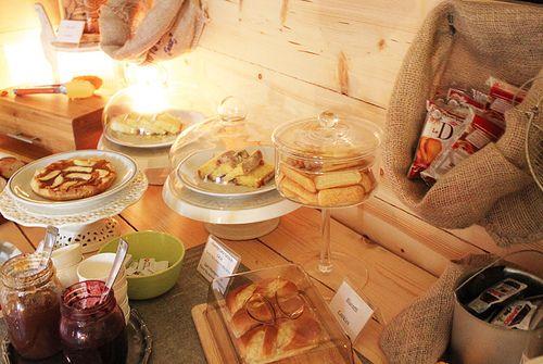 Breakfast buffet /Buffet Colazione