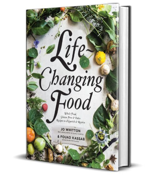 Life-Changing Food - the New Cookbook from Quirky Cooking - Quirky Cooking $60