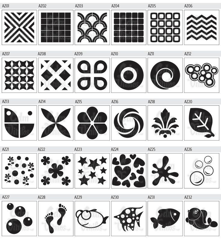 M s de 25 ideas incre bles sobre vinilos para azulejos en for Vinilos para azulejos