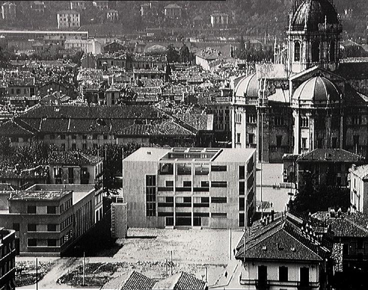 RUDY/GODINEZ: Giuseppe Terragni, Casa del Fascio,...