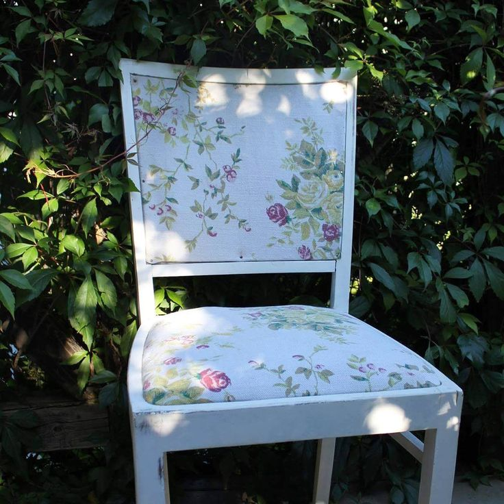Old furniture new life  Old chair  shabby chic https://www.instagram.com/taaakiekwiatki/