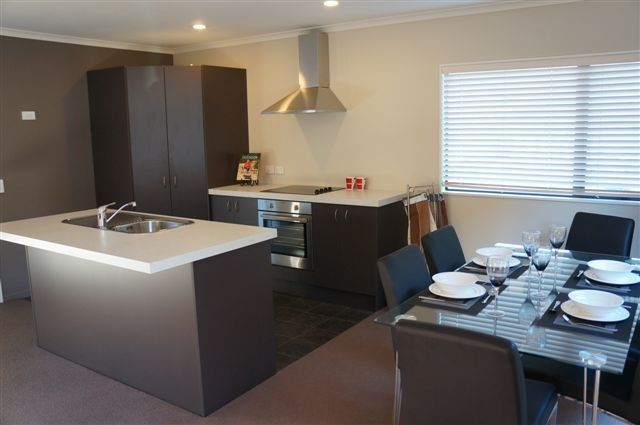 Versatile Homes and Buildings kitchen