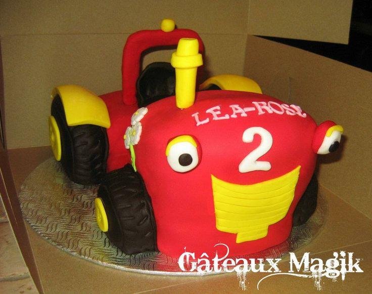 Tractor tom cake kids cakes pinterest toms tractors - Jeux de tracteur tom ...