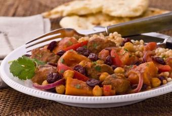 Cherry and Lamb Tagine: A Fruity Moroccan Treat! | Tagine Cooking ...