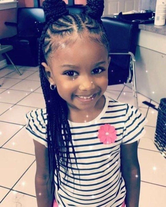 Asian Hairstyles   Little Girl Ponytail Ideas   Bridesmaid Hairstyles Photos 20190426 #Naturalhairstyles