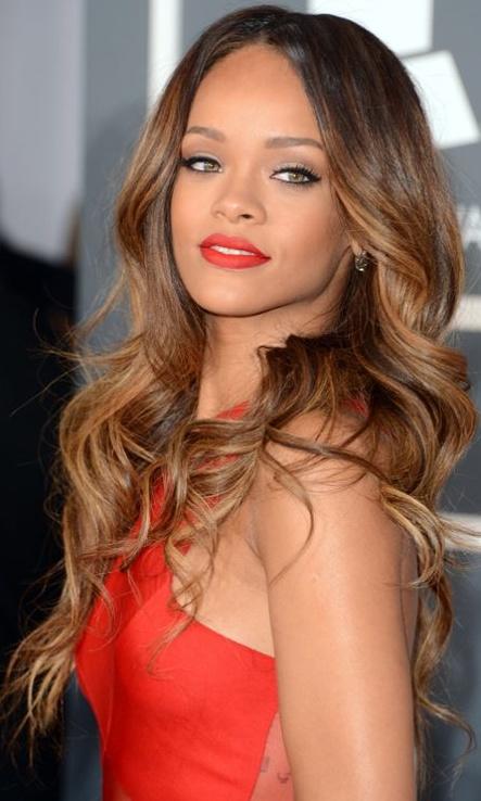 Rihanna #Grammys #Hair