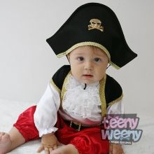 TeenyWeeny BK028 Erkek Korsan Bebek
