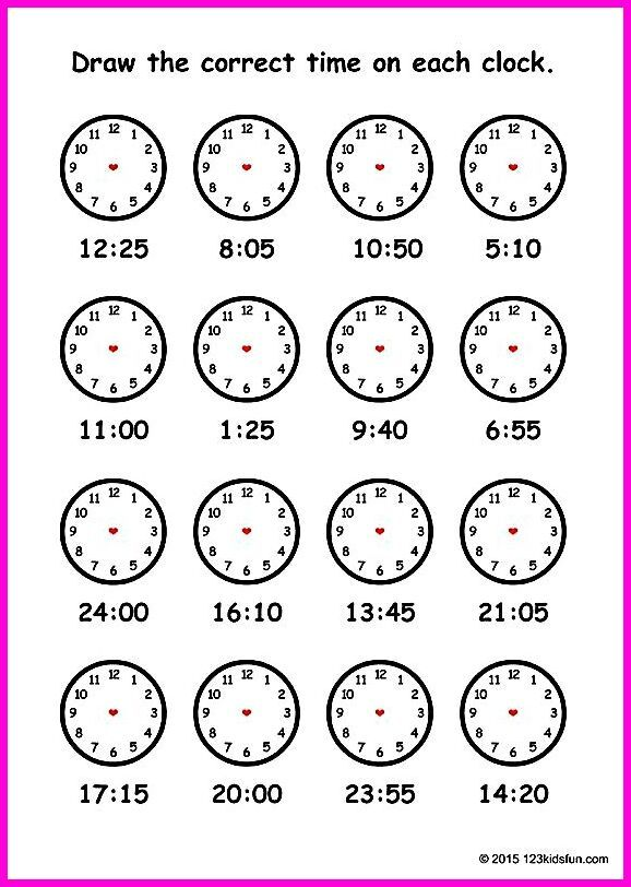 Valentine S Day Free Worksheets And Printables For Kids Valentines Day Worksheets Pr In 2020 1st Grade Math Worksheets 2nd Grade Math Worksheets Time Worksheets