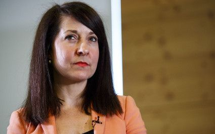 """It's satire but it's on the nail of the truth where Labour went. LABOUR leadership hopeful Liz Kendall has promised to punch the last surviving British coal miner hard in the face.  The punch, which will take place in front of the media at the site of Woolley Colliery in Barnsley later today, is Kendall's attempt to outflank her rivals on the right.  Kendall said: """"This miner, who lives in a terraced home on benefits and doesn't even own a car, represents everything that Labour needs to…"""