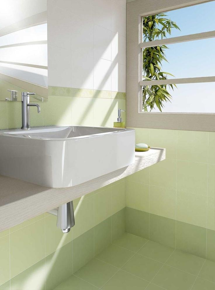 oltre 25 fantastiche idee su dipingere piastrelle del bagno su ... - Pittura Su Piastrelle Di Ceramica
