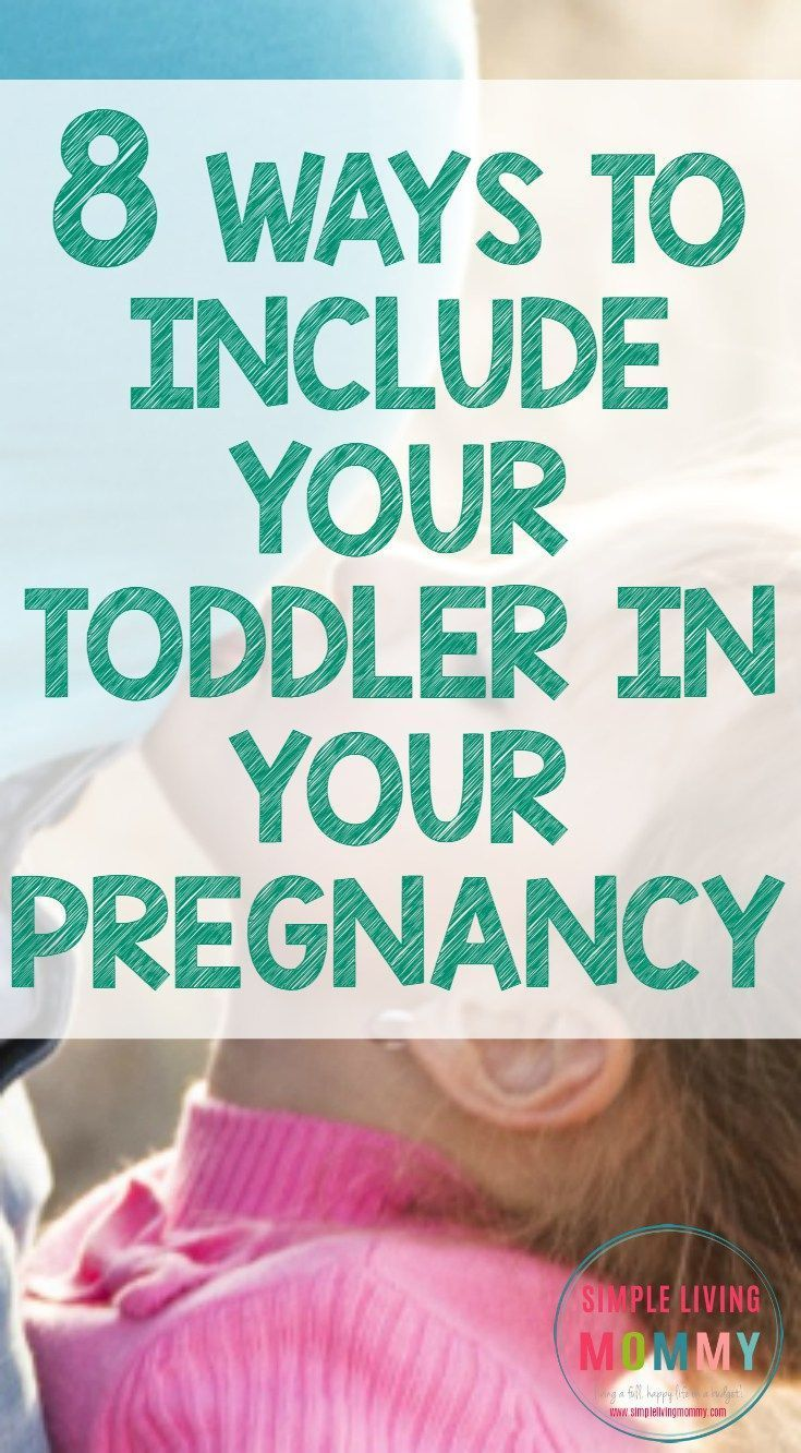 Do you have little ones at home and another one on the way?  This mom has great…