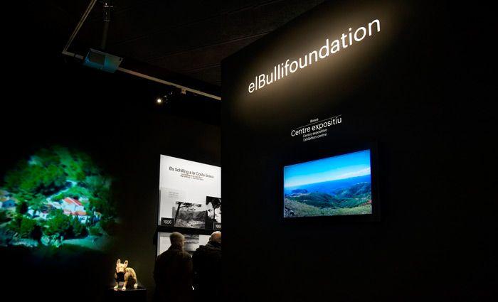 Exposición Ferran Adrià i elBulli