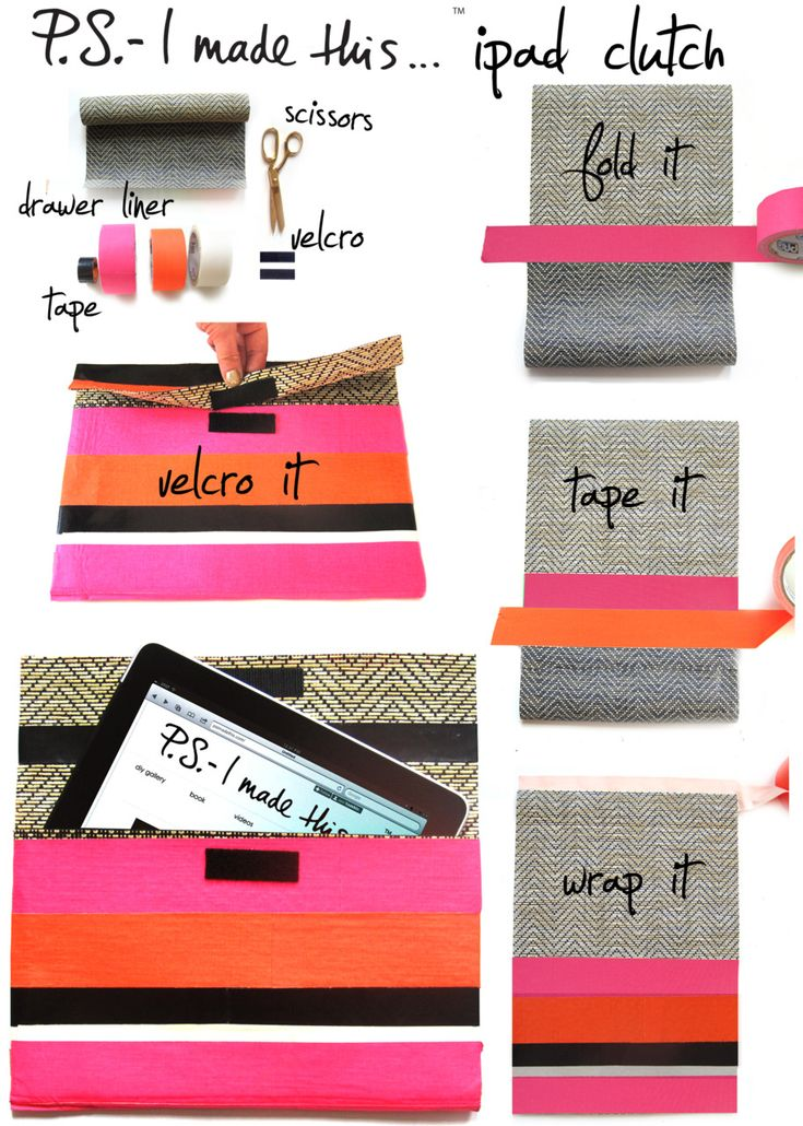 images about Customizar Carteras Diy Clutch