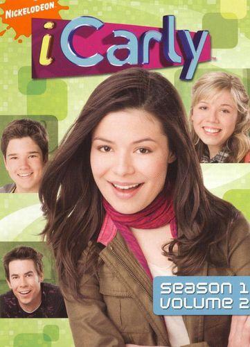 iCarly: Season 1, Vol. 2 [2 Discs] [DVD]