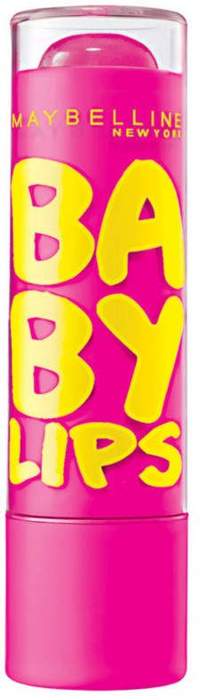 Maybelline Baby Lips Moisturizing Lip Balm - Pink Punch #foundation #eyeshadow #eyemakeup #eyeliner #eyebrows #lipstick #conceller #highlights #gigi #cosmeticos #newarrivals #accessories