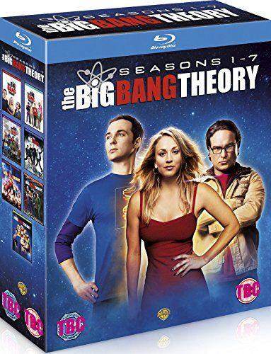The Big Bang Theory - Season 1-7 [Blu-ray] [2014] [Region Free] The Big Bang Theory http://www.amazon.co.uk/dp/B00BL1BH0O/ref=cm_sw_r_pi_dp_fawnub1Y0QQB9