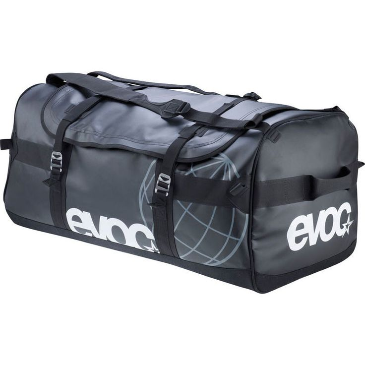 2012 Evoc Duffle Bag - Black - - by Evoc - 2012 Evoc Duffle Bag - Black If You Want to Visit the Best Freeride Spots in the